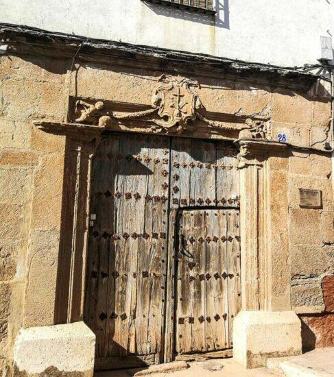 Casa del Inquisidor en Villanueva de los Infantes