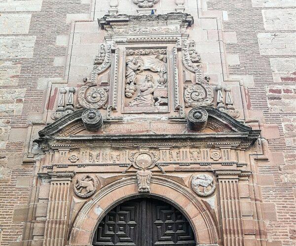 Rincón histórico en Villanueva de los Infantes