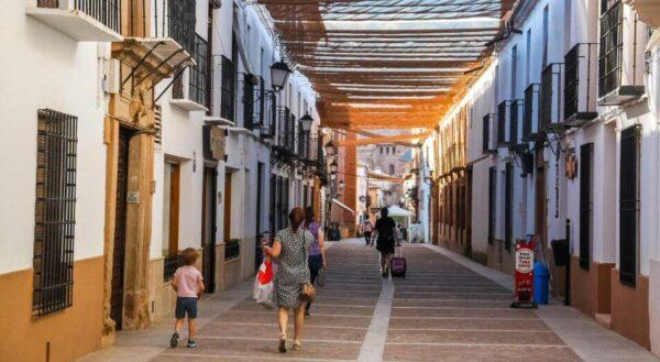 Rincón de Villanueva de los Infantes al sur de Ciudad Real