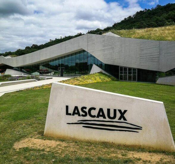 Centro de Arte Parietal Lascaux 4 en Dordoña al oeste de Francia