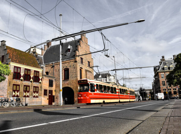 Tranvía en La Haya