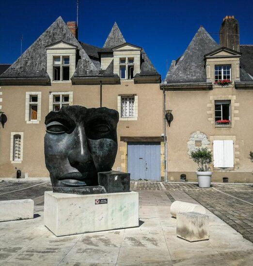Museo de Bellas Artes en Angers en Francia