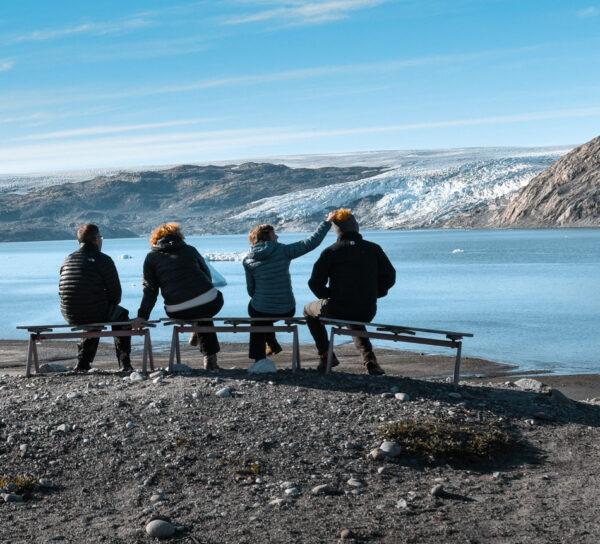 Campamento Fletanes de Tierras Polares en Groenlandia