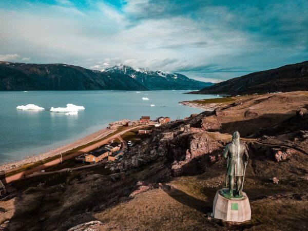Qassiursaq en Groenlandia