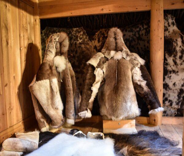 Pieles Inuit en Groenlandia