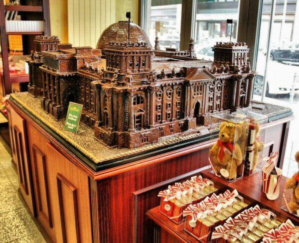 Tienda de chocolates Fassbender Rausch en Berlín