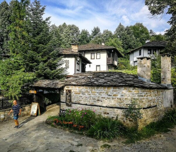 Hotel rural en Bozhensti en Bulgaria