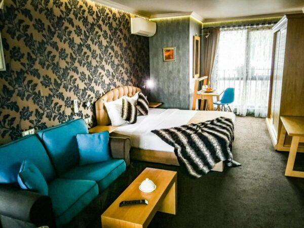 8 1\2 Art Guest House en Plovdiv en Bulgaria