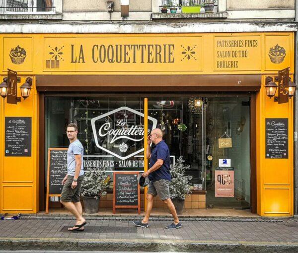 Pastelería y Salón de Té en Angers