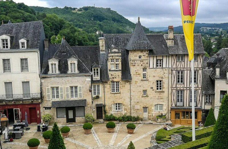 Rincón de Terrason Lavilledieu en Perigord en Francia