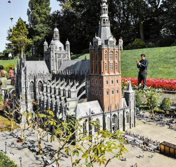 Madurodam, museo de Holanda en miniatura en La Haya