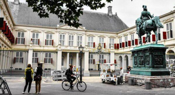 Palacio Real de La Haya en Holanda