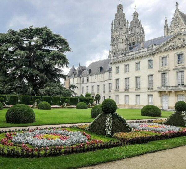 Museo de Bellas Artes de Tours en Valle del Loira en Francia