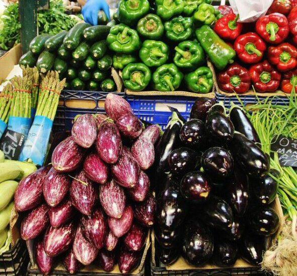 Mercado de Verónicas en Murcia
