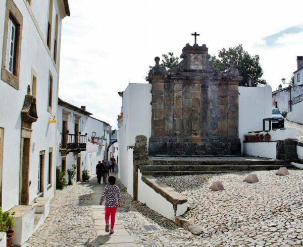 Marvao en Alentejo de Portugal