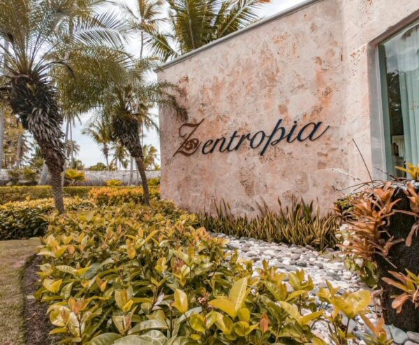 Spa Zentropía en Grand Palladium Hotels & Resorts en Punta Cana