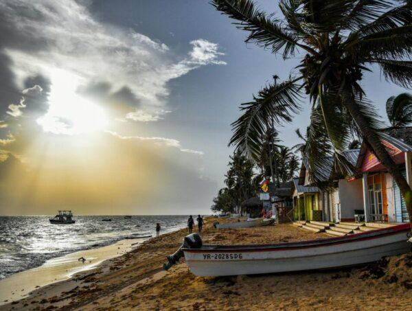 Playa Bávaro en Punta Cana en República Dominicana
