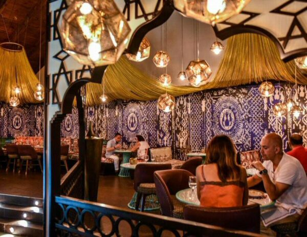 Restaurante hindú en Grand Palladium Hotels & Resorts de Punta Cana