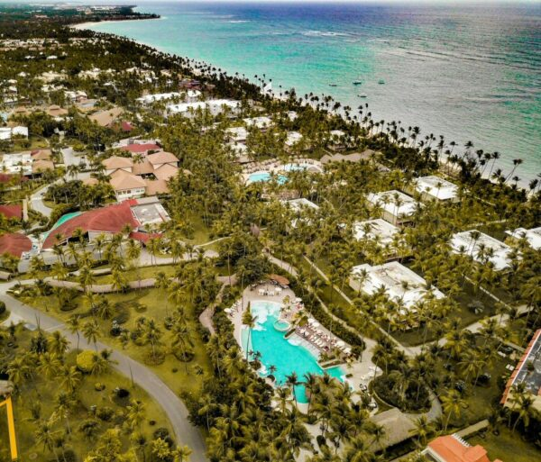 Grand Palladium Hotels & Resorts en Punta Cana