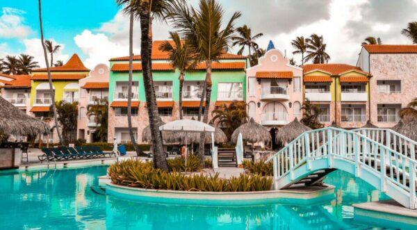 TRS Turquesa Hotel en Grand Palladium Hotels & Resorts en Punta Cana
