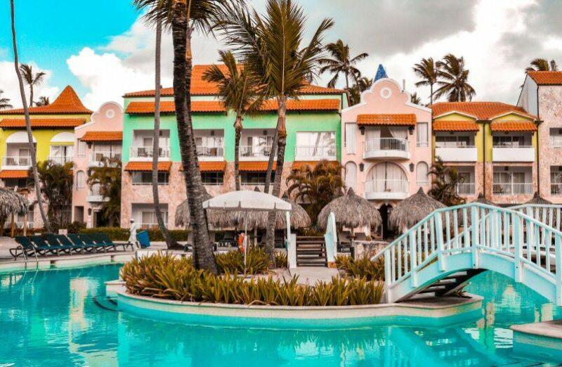 Hotel TRS Turquesa en el complejo Grand Palladium de Punta Cana