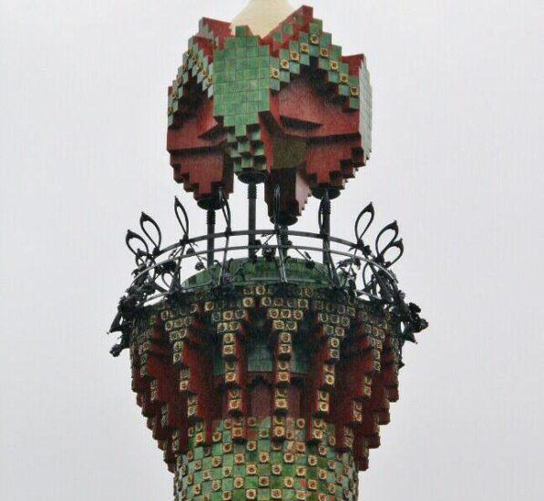 Torre del Capricho de Gaudí en Comillas