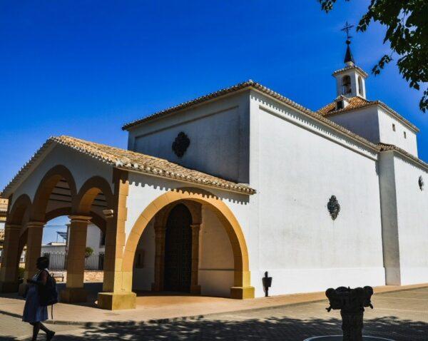 Santuario del Loreto en Socuéllamos en Ciudad Real