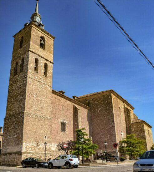 Iglesia de la Asunción en Socuéllamos