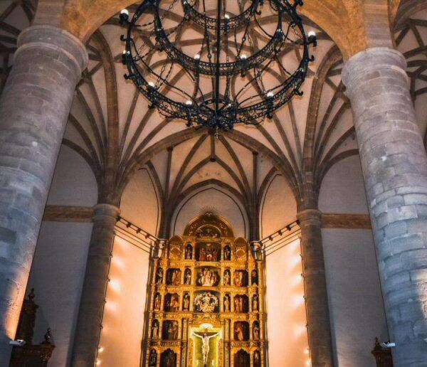 Iglesia de la Asunción en Socuéllamos en Ciudad Real