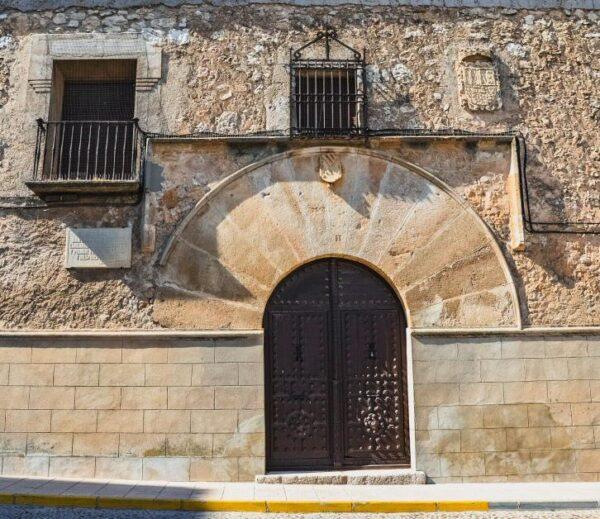 Casa Palacio de la Encomienda en Socuéllamos