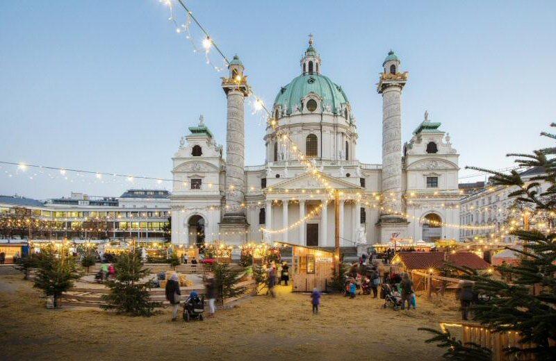 Mercadillo de Navidad en Viena Foto: (c) Österreich Werbung, Harald Eisenberger