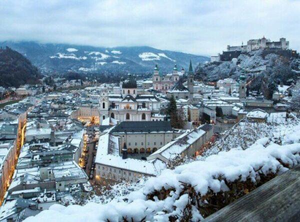 Salzburgo en Navidad Foto: © Österreich Werbung, Lisa Eiersebner