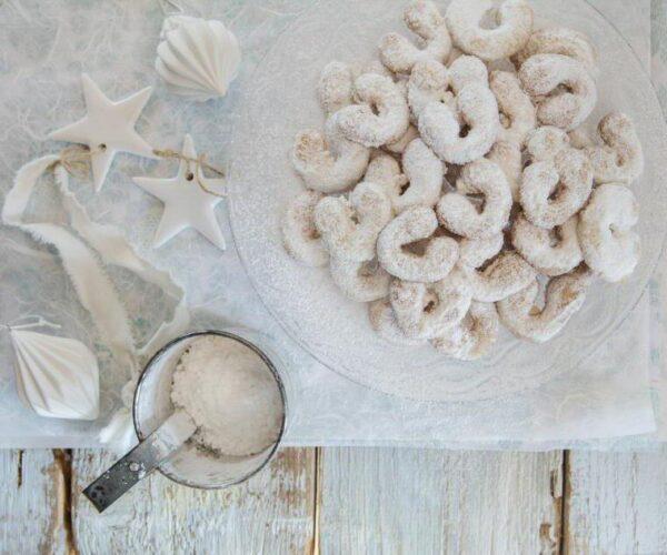 Galletas de vainilla, dulce típico en Austria Foto: © Österreich Werbung, Harald Eisenberger