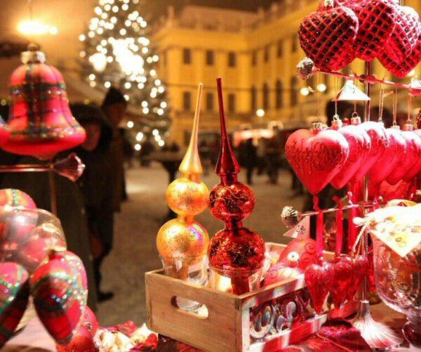 Mercadillo de Navidad en VienaFoto: © Schloss Schönbrunn Kultur und Betriebs GmbH, Fally