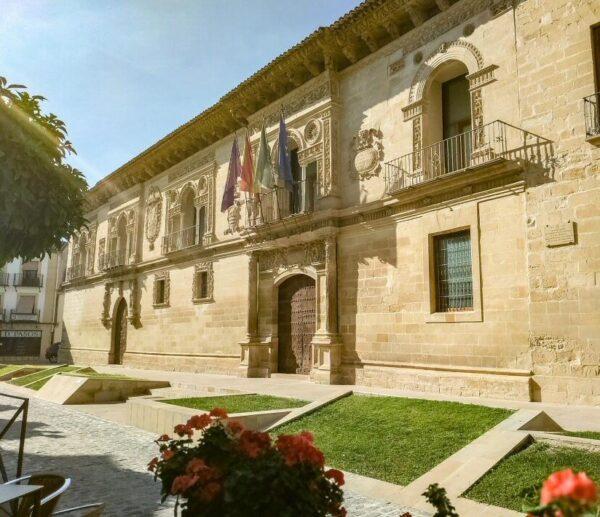 Ayuntamiento de Baeza en Jaén