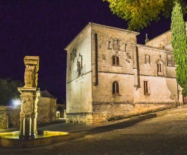 Casas Consistoriales en Baeza en Jaén