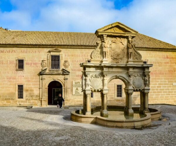 Seminario de San Felipe Neri en Baeza en Jaén