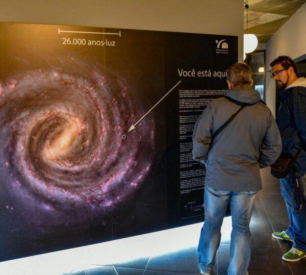 Observatorio astronómico de Alqueva en Portugal