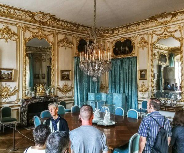 Visita guiada en el palacio de Versalles cerca de París