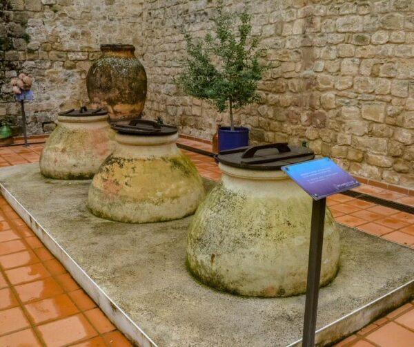 Centro del Olivar y el Aceite en Úbeda en Jaén