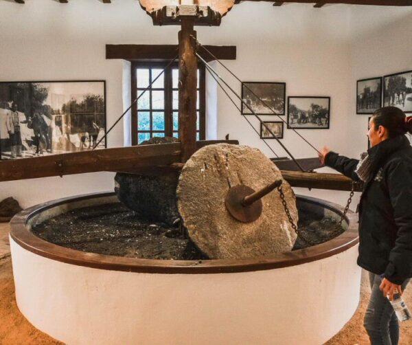 Museo de Cultura del Olivo en Puente del Obispo en Jaén