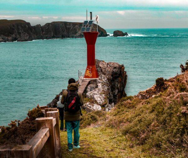 Punta Sarridal cerca de Ferrol