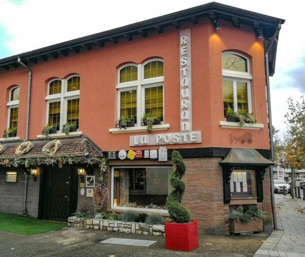 Restaurante Maison Kieny cerca de Mulhouse