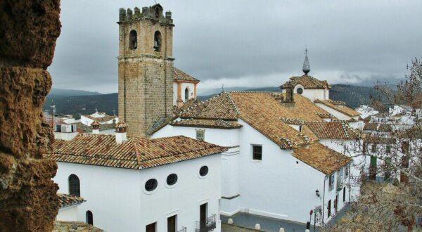 Iglesia de la Asunción en Priego de Córdoba en Andalucía