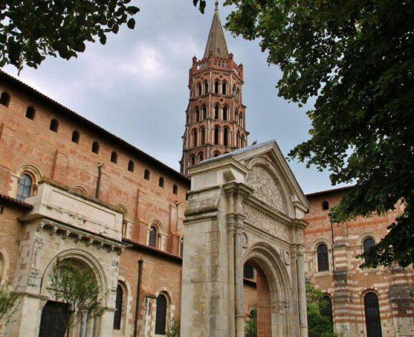 Basílica de San Sernin en Toulouse