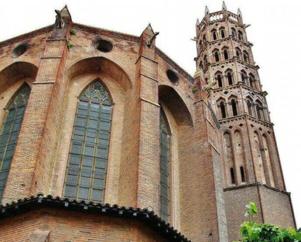 Basílica de San Sernín en Toulouse
