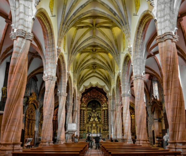 Iglesia de Santa María de la Magdalena en Olivenza