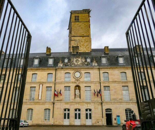 Palacio de los Duques y Estados de Borgoña en Dijon