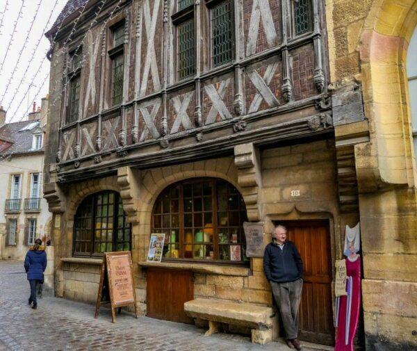 Maison Milliere en Dijon