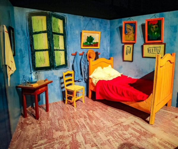 Exposición multimedia Van Gogh Alive Experience